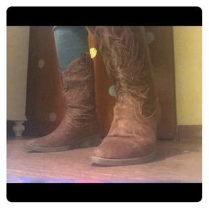 Western Style Cowboy Boots🤠